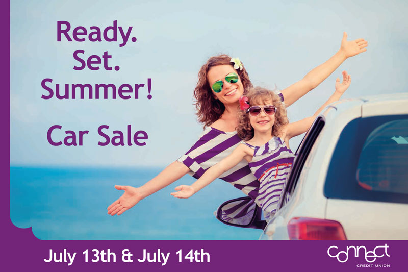Ready, set, summer car sale