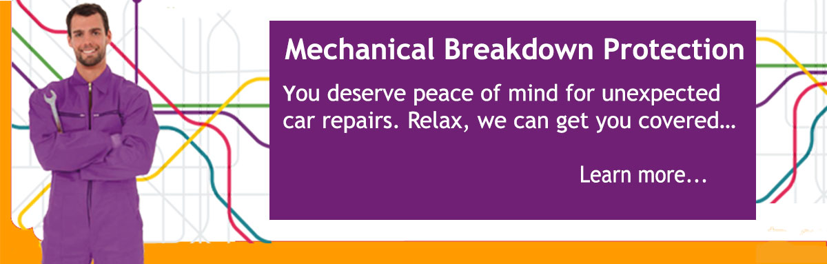 Mechanical Breakdown Protection. You deserve peace of mind for unexpected car repairs.